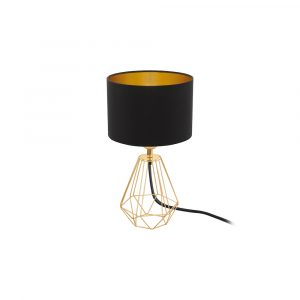 Carlton 2 Table Lamp Gold