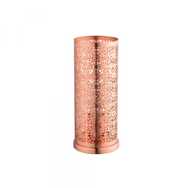 Bocal Table Lamp Copper Harvey Norman