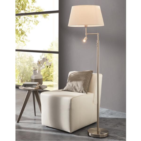 Santander Floor Lamp Harvey Norman